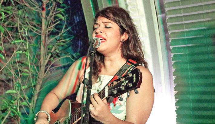 Armeen Musa's new song Bhoy Korche released