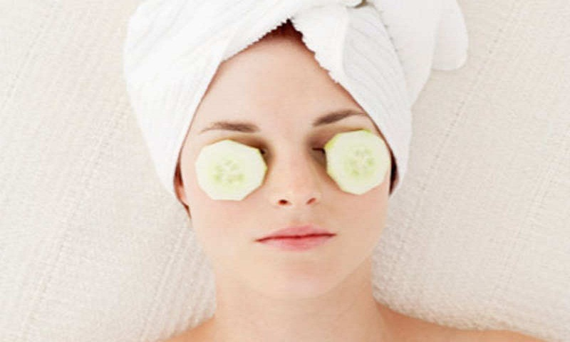 Easy ways to get rid of dark circles and have glowing skin