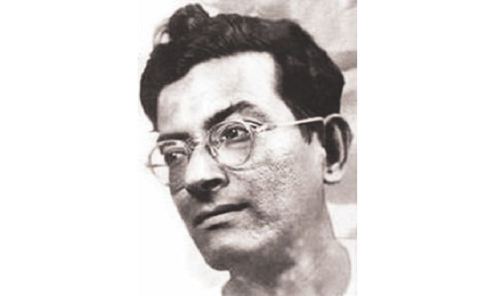 Manik Bandyopadhyay's 110th birth anniversary Sunday