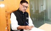 Obaidul Quader joins office