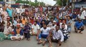 Arrears of jute mill workers by 20th Ramadan demanded