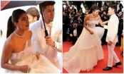 Priyanka Chopra is a vision in white at Cannes