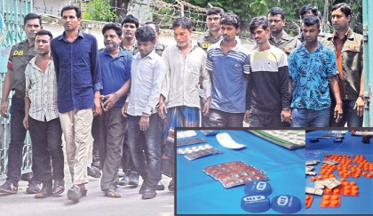 Doping gangs on the prowl ahead of Eid