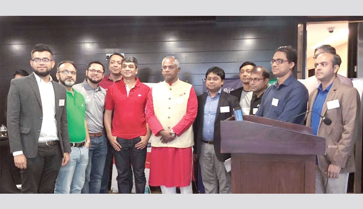 R-venture start-ups showcased