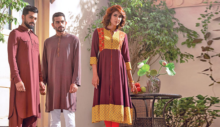 Spectacular Eid Collections At Twelve