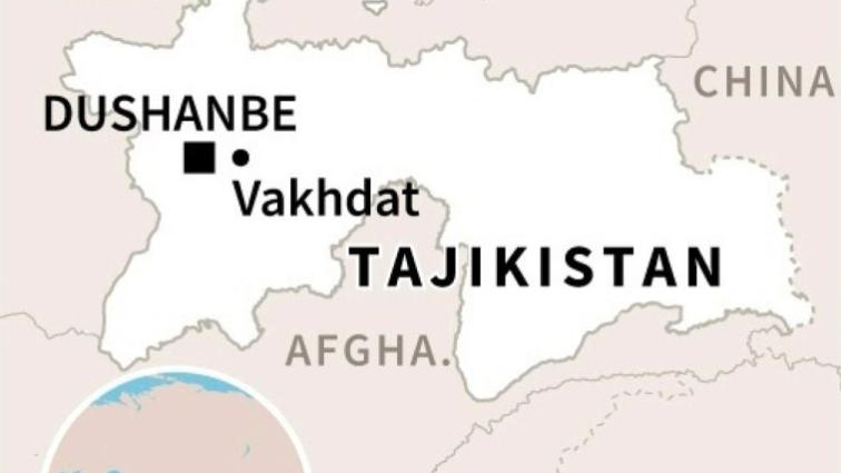 32 dead in Tajikistan prison riot