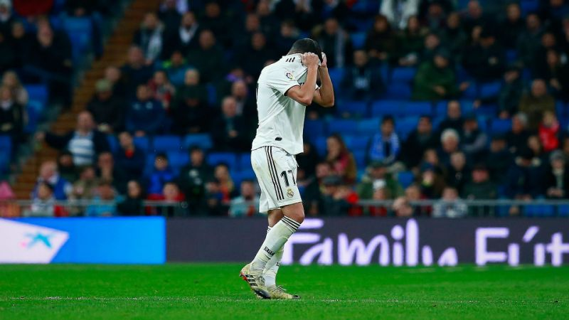Bale bows out on bench as Madrid blow season finale