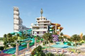 Atlantis Aquaventure, the biggest Waterpark in the World