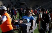 Soccer referee dies after collapsing at match in Bolivia