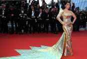 Cannes 2019: Aishwarya shimmers in lustrous fish-cut gown