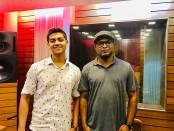 Mahtim Sakib makes debut as playback singer