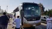 Blast leaves 16 tourists injured near Giza pyramids