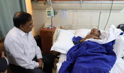 Tofail Ahmed released from hospital after 19 days