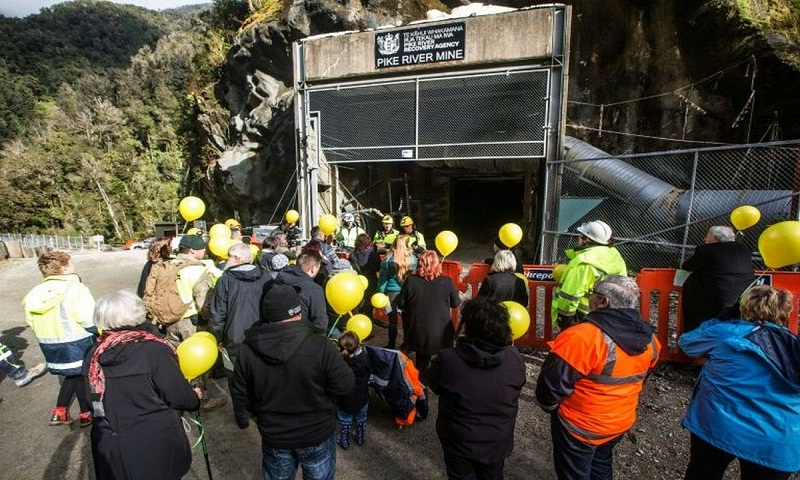 New Zealand mine reopened nine years after deadly blast