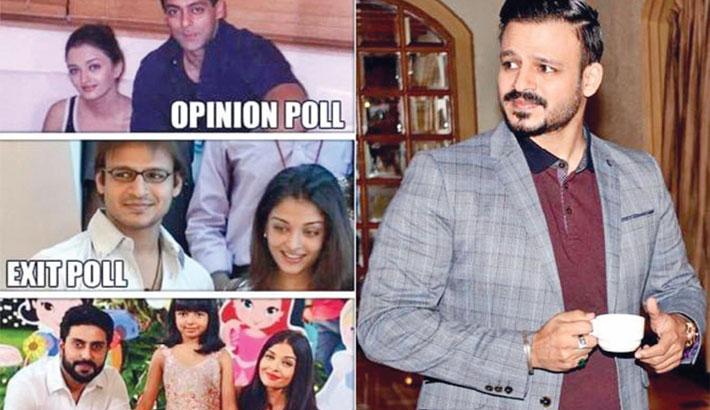 Oberoi shares meme mocking Aishwarya; gets slammed by Sonam, Jwala Gutta