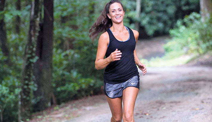Take up Road Running for Better Health