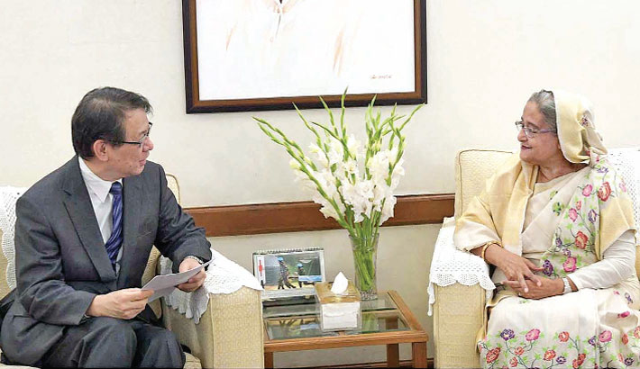 Japan to continue support  to Bangladesh: Envoy