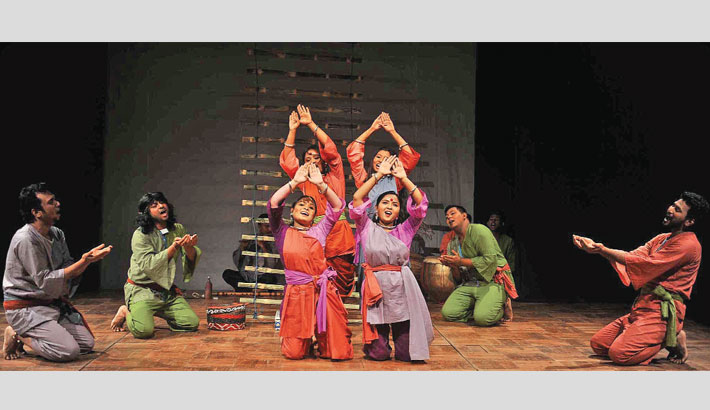 Neelakhyan to be staged at BSA May 23