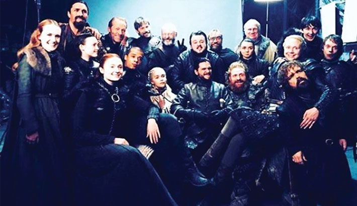 Emilia, Sophie and other Game of Thrones stars share heartfelt farewell posts