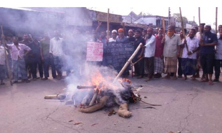 Khulna jute mill workers suspend strike