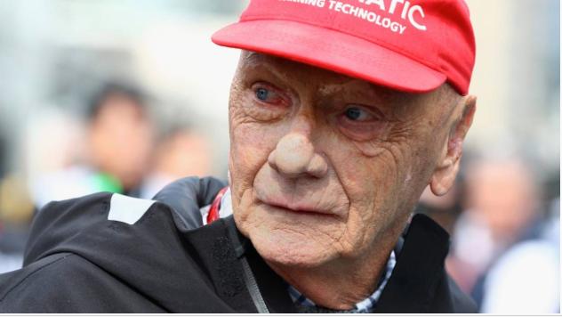 Austrian 'Formula One' legend Niki Lauda dies