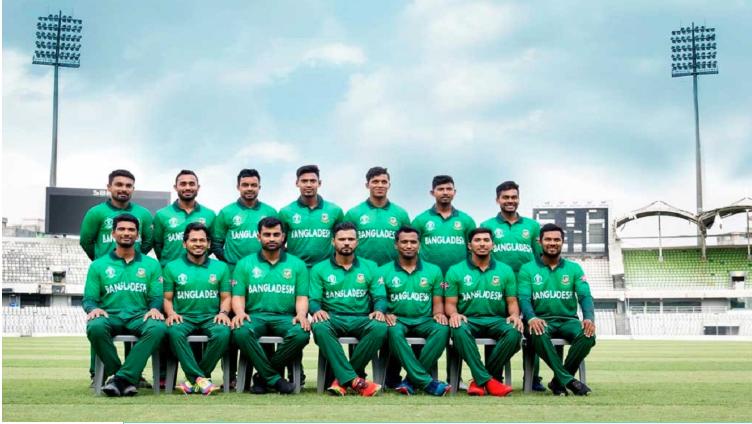 Bangladesh to stick to original 15-member WC squad