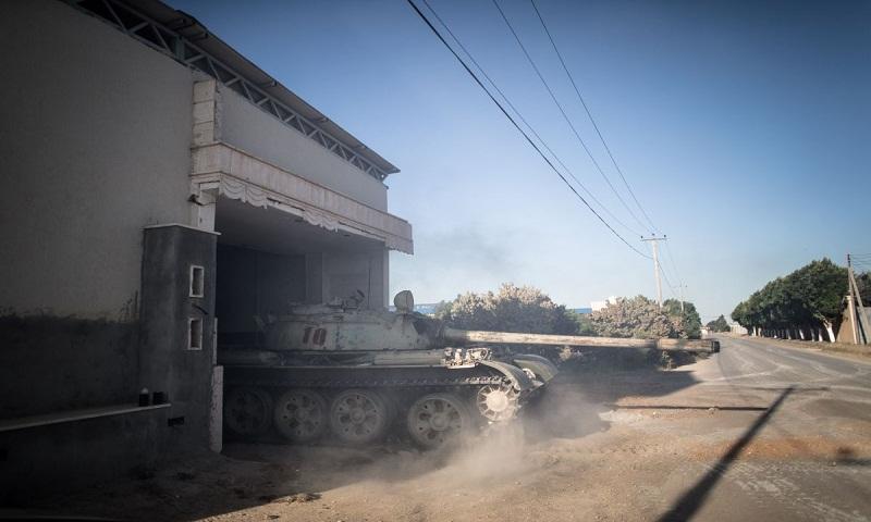 At least 510 killed in Libyan capital, 2,467 injured: UN