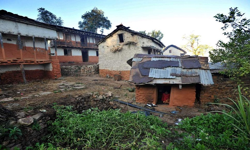 9 relatives slain in Nepal mountain village, girl injured