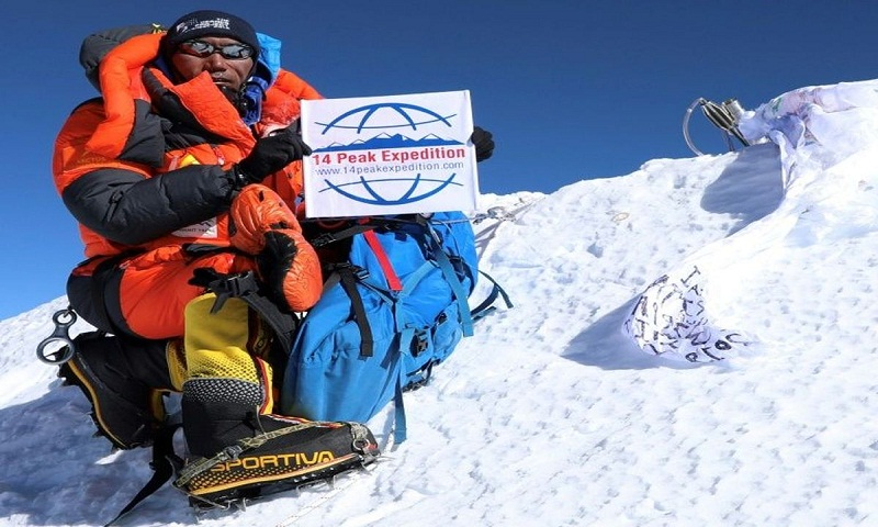 Nepal mountaineer Kami Rita climbs Everest twice in a week for record 24th