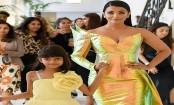 Aishwarya Rai Bachchan turns into golden mermaid at Cannes