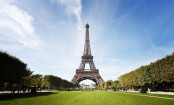 Eiffel Tower evacuated after climber spotted on monument
