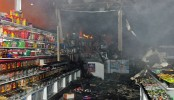 12 shops gutted in Chattogram fire