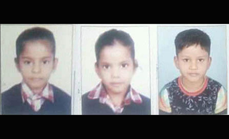3 children in Indian jail: Father seeks help of foreign ministry
