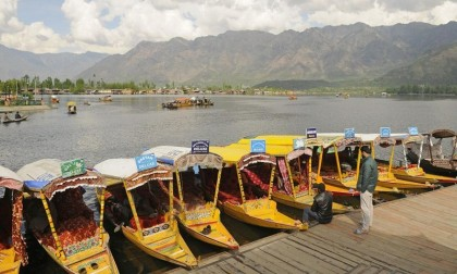 Kashmir witnesses rise in tourist footfall in April, May