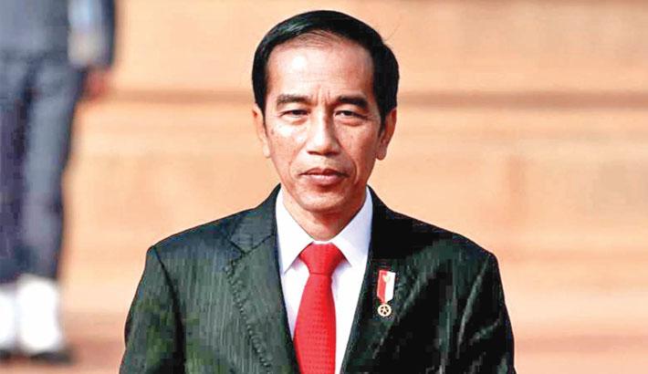 Joko Widodo re-elected Indonesian president