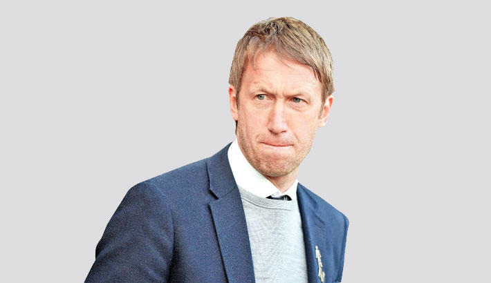 Graham Potter named Brighton manager