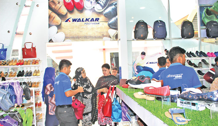Walkar Footwear offers 10pc discount