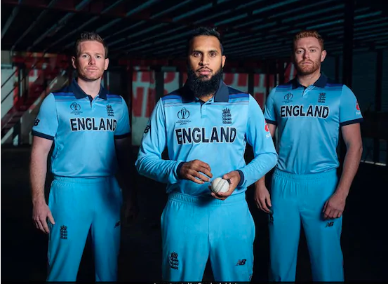 England unveil 1992 edition inspired World Cup kit