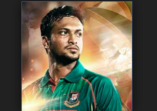 Shakib grabs top spot in all-rounders' ranking