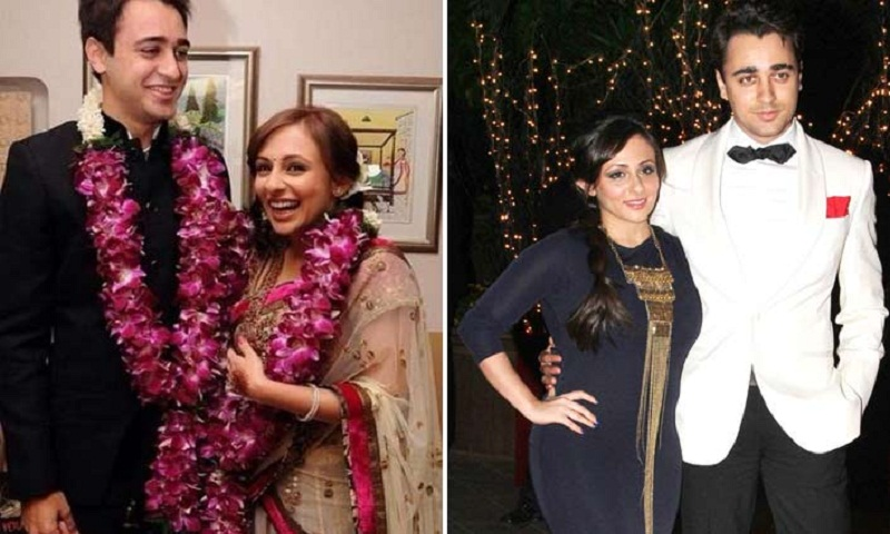 Imran Khan, wife Avantika separate after 8 years of marriage