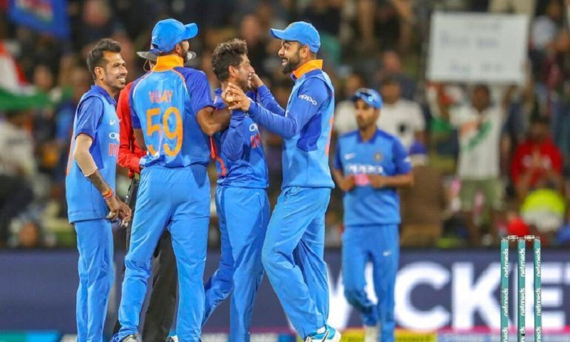 ICC World Cup 2019: Virat Kohli and team leave for England