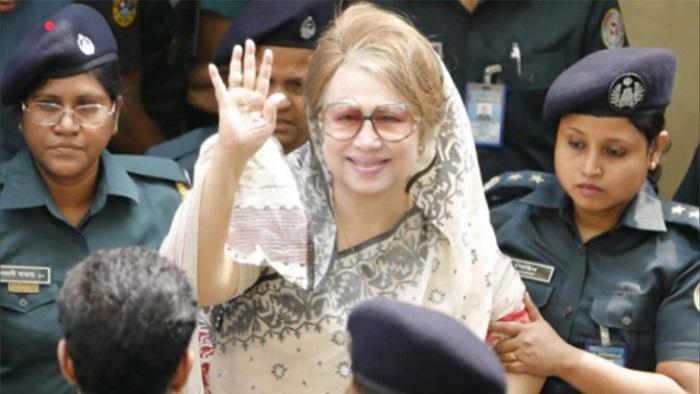 Khaleda, 4 other BNP men nominated for Bogra-6 by-polls