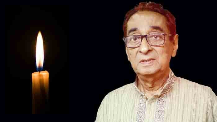 Nazrul singer Khalid Hossain is no more