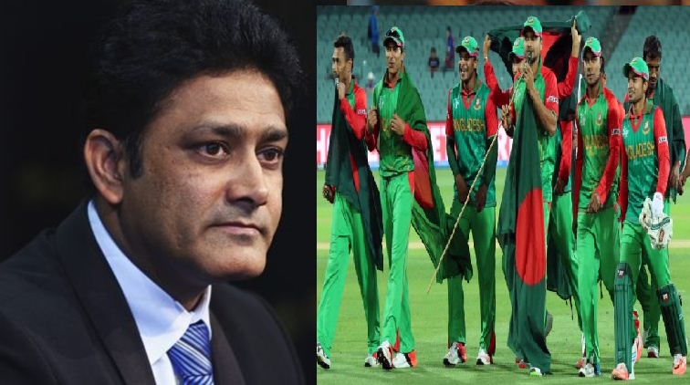 Can't take Bangladesh lightly anymore, warns Anil Kumble