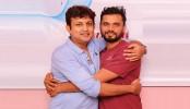 Mashrafe gets emotional on meeting Amin Khan