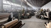 State-owned jute mill workers in Khulna return to workplaces