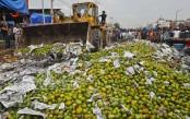 400 mounds artificially ripen mango destroyed