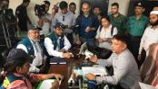 ACC team visits Kamalapur rail station after complaint on app