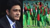 Can't take Bangladesh lightly anymore, warns Anil Kumble