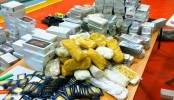 Smuggled goods seized in Jashore